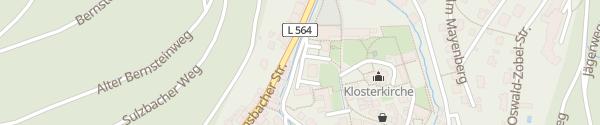 Karte Notariat Bad Herrenalb