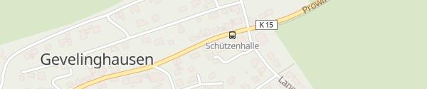 Karte Autohaus Becker Olsberg