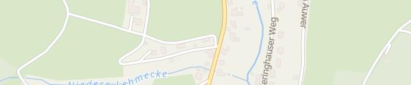 Karte Ols´Berghaus Olsberg