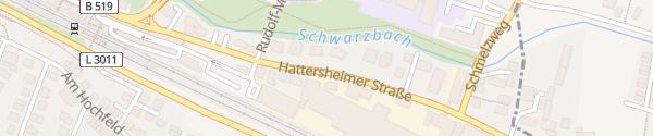 Karte SÜWAG Ladesäule Hofheim am Taunus