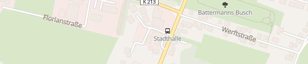 Karte Autohaus Breipohl Elsfleth