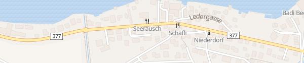 Karte EVite in Beckenried Beckenried