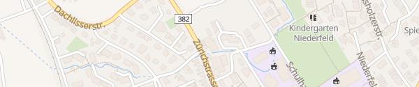 Karte Avia-Tankstelle Mettmenstetten