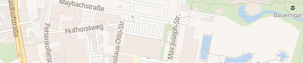 Karte Kaufland Mannheim