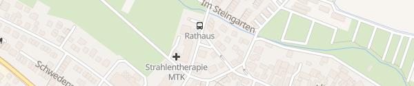 Karte Mainova Ladesäule Liederbach