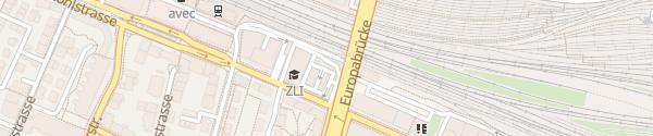Karte Socar Zürich