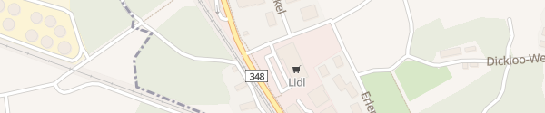 Karte Lidl Oberglatt