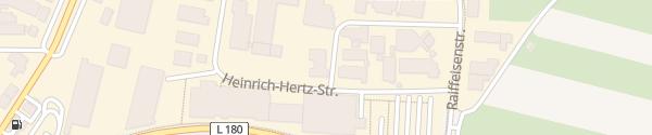 Karte Autohaus Erndle Donaueschingen