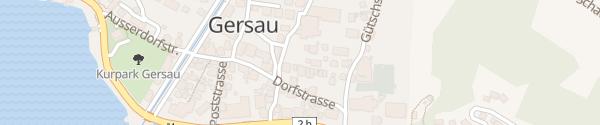 Karte Schulhausplatz Gersau