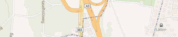 Karte Coop Adliswil