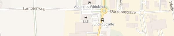Karte Lidl Enger