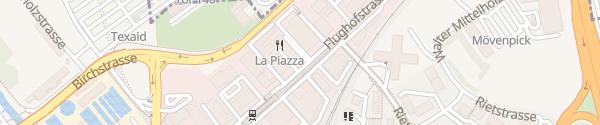 Karte IBIS Hotel Opfikon