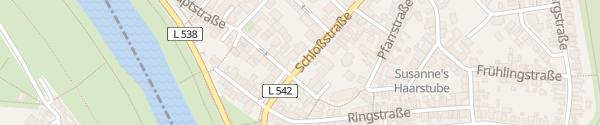 Karte Rathaus Ilvesheim