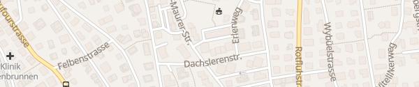 Karte Fröhlich Info AG Zollikon