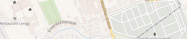 Karte Parkhaus Klinik Hirslanden Zürich
