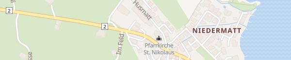 Karte Gemeindeverwaltung Lauerz
