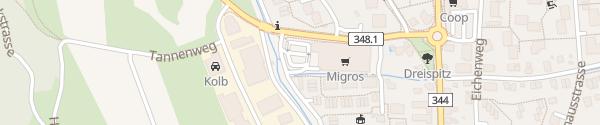 Karte Migros Embrach