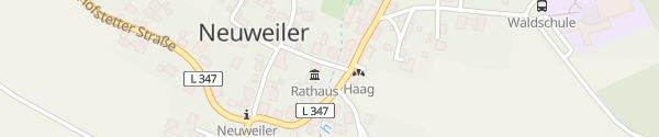 Karte Rathaus Neuweiler