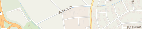 Karte Ehemalige Solarfirma Zwingenberg