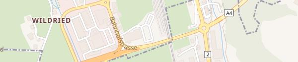 Karte Lidl Flüelen