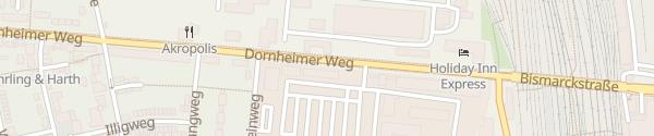 Karte Entega Ladesäule Darmstadt