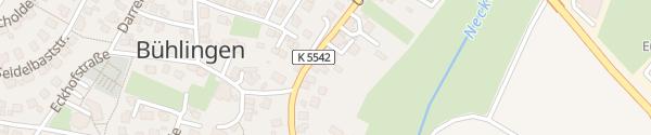 Karte Privater Ladepunkt Rottweil