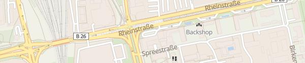 Karte Sparkasse Darmstadt