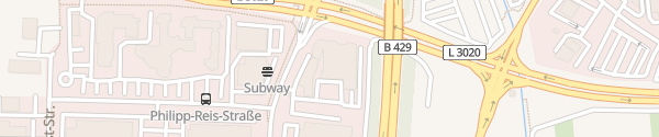Karte BMW + MINI Autohaus Wahl Gießen