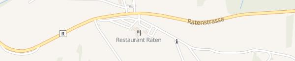 Karte Restaurant Raten Oberägeri