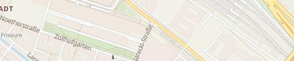 Karte Halle 2 Heidelberg