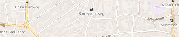 Karte Oeder Weg Frankfurt am Main