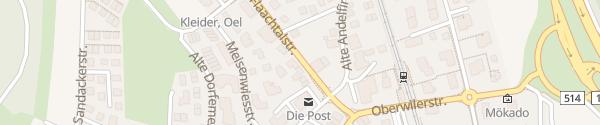 Karte EKZ Henggart