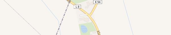 Karte Hotel Restaurant Klanxbüller Stuben Neukirchen