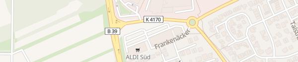 Karte REWE Rauenberg