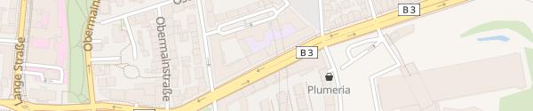 Karte Tiefgarage Bildungszentrum Ostend Frankfurt