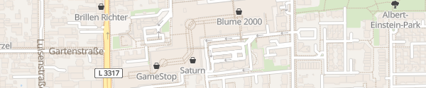 Karte Parkhaus Süd Neu-Isenburg