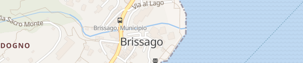 Karte Sun Star Boutique Hotel Villa Caesar Brissago