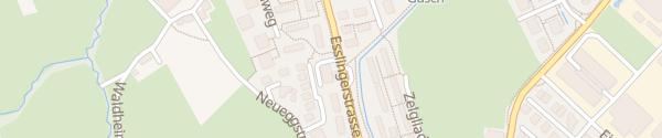 Karte Garage Joos Oetwil am See