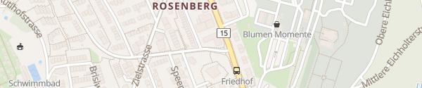 Karte Hutter Auto Ziel Winterthur