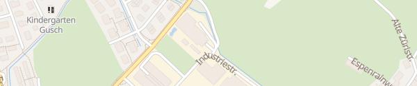 Karte Déesse AG Oetwil a See