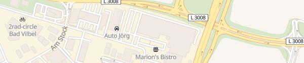Karte i&M Bauzentrum Maeusel Bad Vilbel