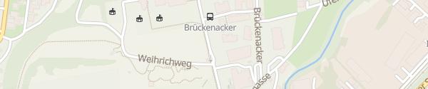 Karte Schulstraße Mörlenbach