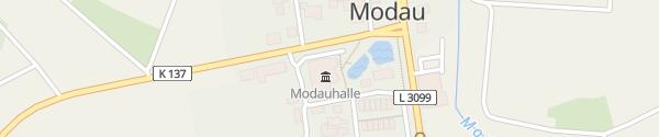 Karte Modauhalle Ober-Ramstadt