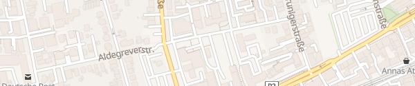 Karte Autohaus Ford Kleine Paderborn