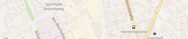 Karte Westfalen Weser Netz Paderborn