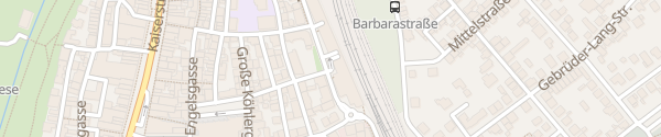 Karte City-Parkhaus Friedberg