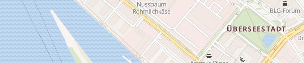 Karte energy office Bremen