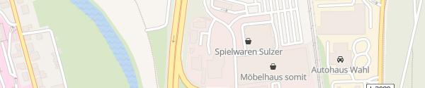 Karte Autohaus Schwitalla Marburg