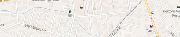 Karte Aldi Losone