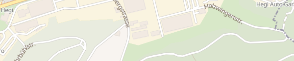 Karte Hofmann Gartenbau Winterthur